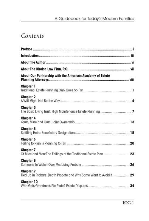 Book Content